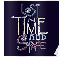 Lost In Time & Space Poster
