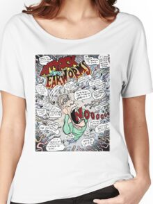 Earworm Attack! Women's Relaxed Fit T-Shirt