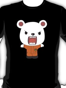 Bepo The Martial Artist Bear T-Shirt