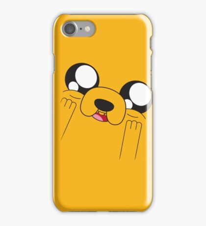 Adventure Time Jake iPhone Case/Skin