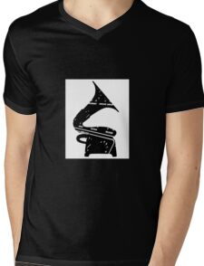 synth grammy Mens V-Neck T-Shirt