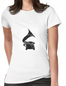 synth grammy Womens Fitted T-Shirt