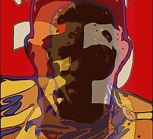 Danny Welbeck by ArsenalArtz