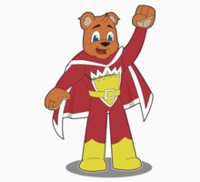 Superted One Piece - Short Sleeve