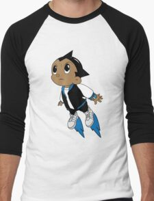 Astro West Men's Baseball ¾ T-Shirt