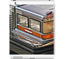 Cadillac Headlight iPad Case/Skin
