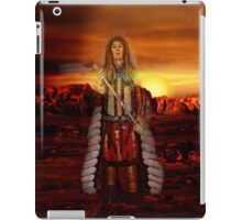 Sunset Chief iPad Case/Skin