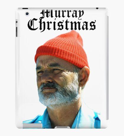 Murray Christmas - Bill Murray  iPad Case/Skin