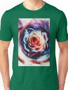 Artistic - XXV - Abstract Rose Unisex T-Shirt