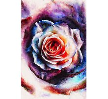 Artistic - XXV - Abstract Rose Photographic Print