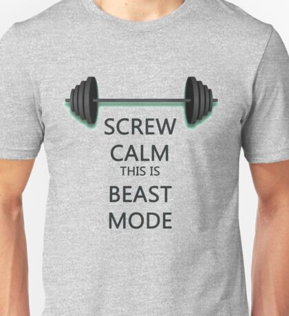 Screw Calm Unisex T-Shirt