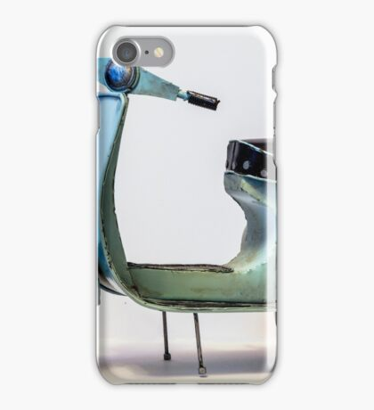 Model Moped iPhone Case/Skin