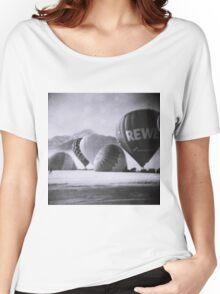 hot air balloons Women's Relaxed Fit T-Shirt