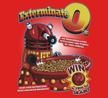 Exterminate O's Kids Clothes