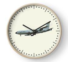 KC135A Stratotanker on Cream b/g and dash dial markings Clock