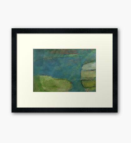 northumberland (2) Framed Print