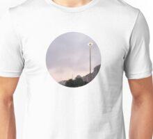 Violet Sunset Unisex T-Shirt