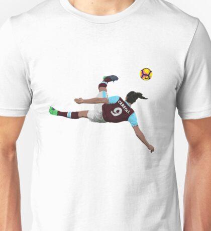 Andy Carroll illustration Unisex T-Shirt