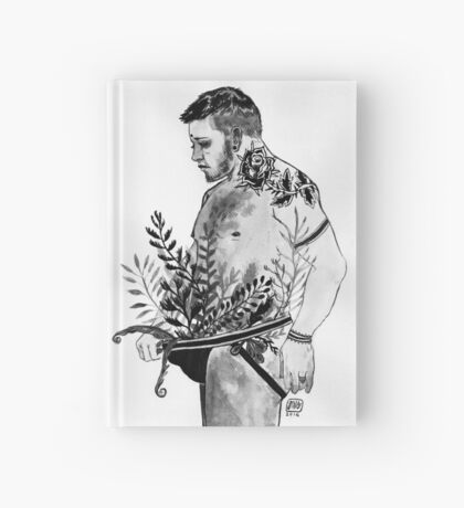 Green Thumb Hardcover Journal