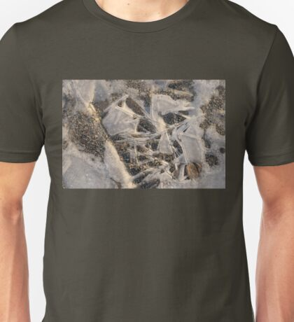 Whimsical Winter - Geometric Shapes and Patterns Unisex T-Shirt