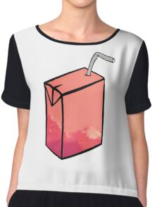 Chance The Rapper Chiffon Top