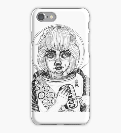 Girl Scout Astronaut 2.0 iPhone Case/Skin