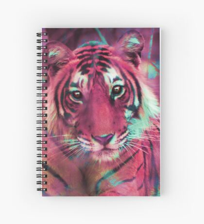 Boom Tiger Spiral Notebook