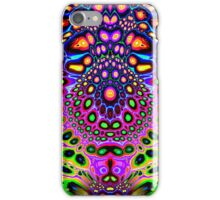 Abstract Spectral Symmetry iPhone Case/Skin