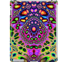 Abstract Spectral Symmetry iPad Case/Skin