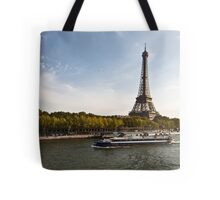 Trip in Paris Tote Bag