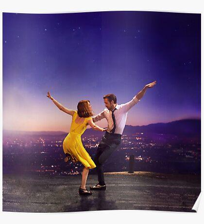 La La Land dance II Poster