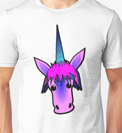 Dexter Skyhook Unicorn Unisex T-Shirt
