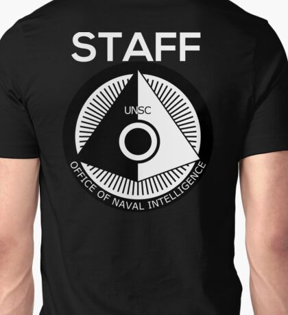 ONI Staff Unisex T-Shirt
