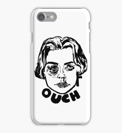 O U C H iPhone Case/Skin