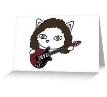 Meow may Greeting Card