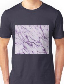 Romeo Viola - purple marble Unisex T-Shirt
