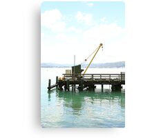 Matiu/Somes, NZ, Canvas Print