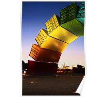 Containerbow Poster