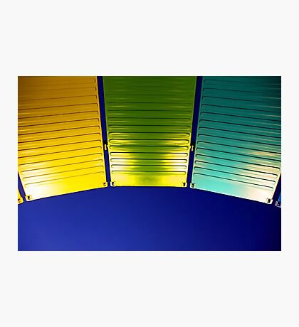 Containerbow Photographic Print