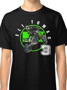 eli #3 tomac Classic T-Shirt
