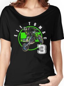 eli #3 tomac Women's Relaxed Fit T-Shirt