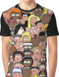Finding Emo's Graphic T-Shirt