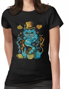 Wonderland Impressions Womens Fitted T-Shirt