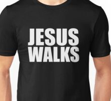 Jesus Walks - Kanye West Unisex T-Shirt