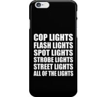 All of the Lights - Kanye West iPhone Case/Skin