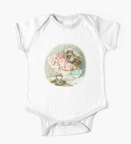 beatrix potter the cook One Piece - Short Sleeve