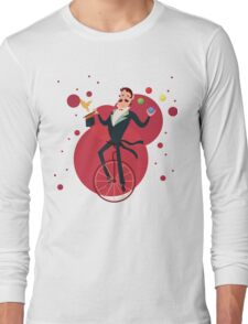 The Circus Only Magician Long Sleeve T-Shirt