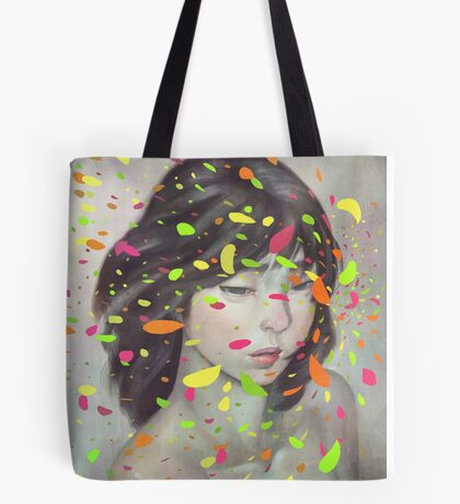 Colours Tote Bag