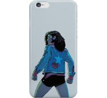 """""""Sorry, been busy."""" iPhone Case/Skin"""