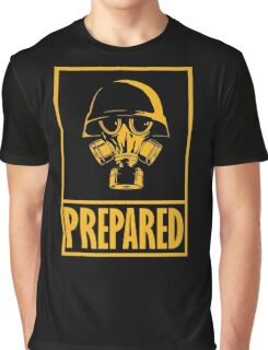 Prepared Graphic T-Shirt
